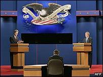 Debate en la Universidad de Miami
