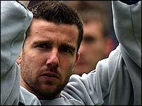 Leicester midfielder Muzzy Izzet