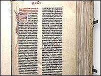 La Biblia de Gutermberg
