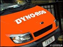 Dyno-Rod van