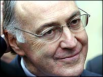 Tory leader Michael Howard