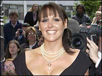 Suranne Jones, who plays Karen McDonald