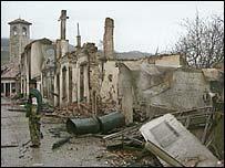 Foca during war