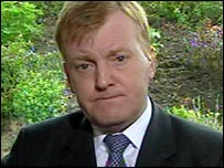 Liberal Democrat leader, Charles Kennedy, MP