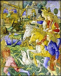 El Libro de las Horas de Sforza