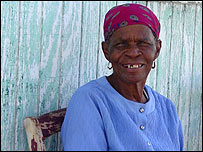 Bambarra resident, Turks and Caicos Islands