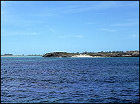 East Caicos Island