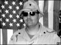 El soldado Jeremy Sivits, en foto de archivo