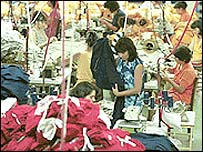 Fábrica textil china