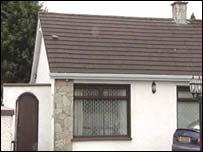 Eugene McMenamin's house
