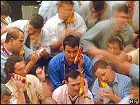 Sao Paulo traders