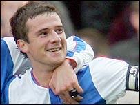 Blackburn's Barry Ferguson