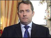 Liam Fox, MP