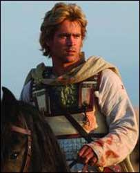 Colin Farrell as Alexander