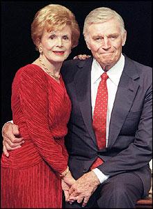 Charlton and Lydia Clarke Heston