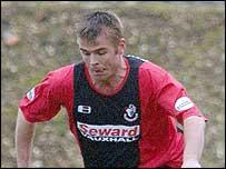 Bournemouth defender Warren Cummings