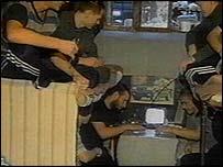 Russia's Nizhniy Novgorod prison in 1999