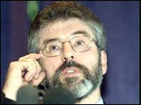 Gerry Adams: