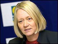 Cathy Jamieson, picture taken by Lenny Warren