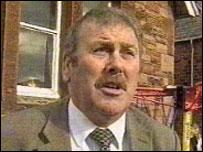 Shaun Halfpenny, headteacher