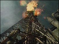 Instalaciones petroleras