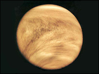 The planet Venus, Nasa
