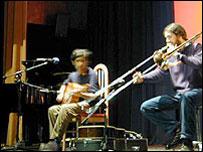 Iranian rock group 127