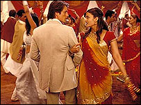 Scene from Bride and Prejudice