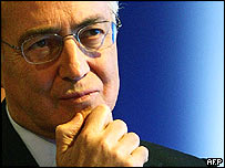 Michael Howard, Conservative Party leader