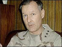 Lt Gen David Barno