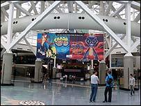 E3 hall (Photo: Jon Jordan)