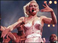 Madonna's Blond Ambition tour