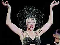 Madonna's Girlie Show tour