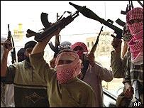 Sadr militia in Karbala