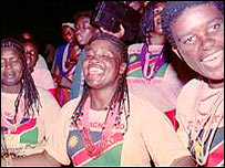 Namibia independence party