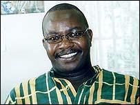 Kenyan lawyer Haron Ndubi