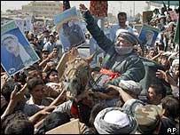 Dostum rally