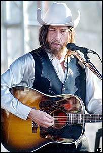 Bob Dylan, Newport Folk Festival 2002