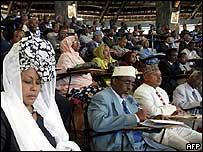 Somalia's new MPs