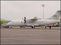 Air Deccan airliner