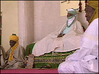 Emir of Kano (c)