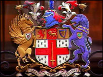 Law Society coat of arms