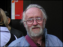 Kenneth Arts, Chairman of Barrow-in-Furness Penioners' Forum