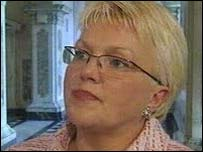 DUP councillor Ruth Patterson
