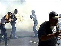 Disturbios del 11 de abril de 2002 en Caracas