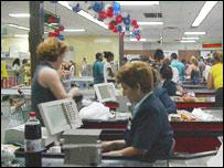 Tienda en Cuba