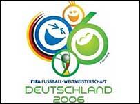 Logotipo oficial del Mundial de Fútbol Alemania 2006