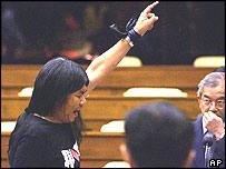 Radical activist 'Longhair