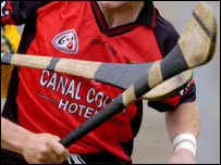 Hurley sticks are traditionally made from ash