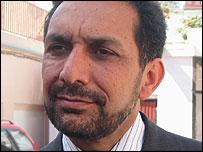 Ahmed Zia Masood
